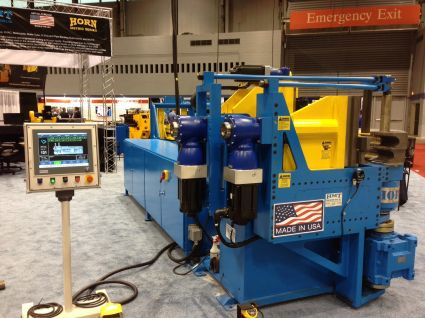 HMT 3.5E-MS All-Electric CNC bender
